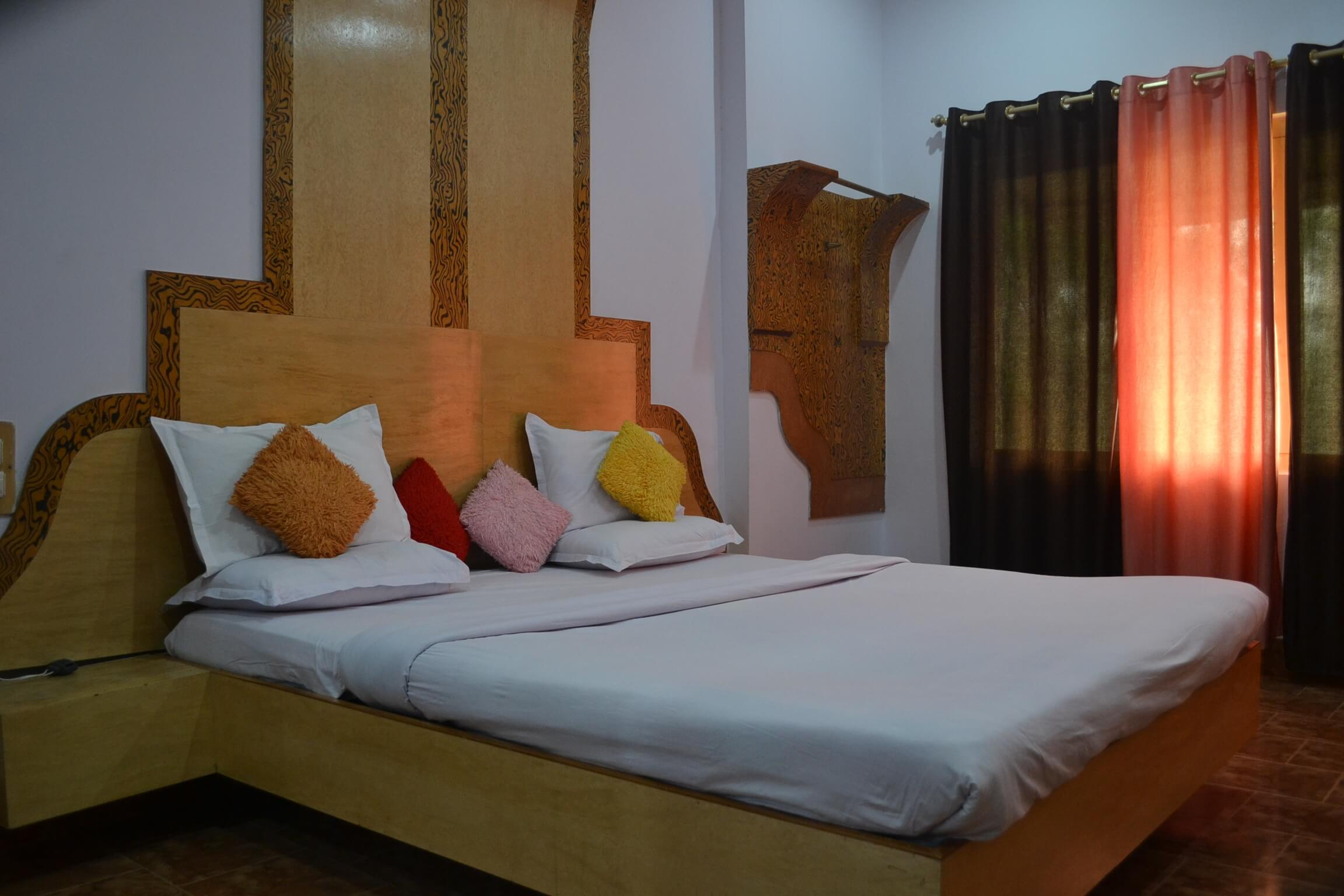 Rooms of Hotel Akanksha